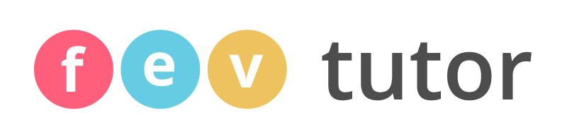 FEV Tutor | Online One on One Tutoring